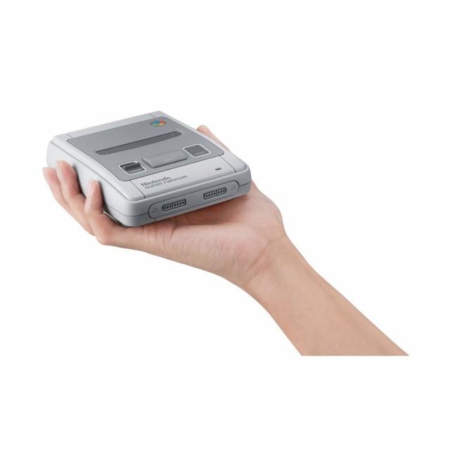 ニンテンドークラシックミニ スーパーファミコン+USB ACアダプター スーパーファミコンミニ 予約 ミニスーパーファミコン スーパーフ