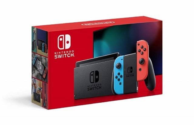 65%OFF【送料無料】 【新モデル】新型Nintendo Switch Joy-Con(L) ネオンブルー/(R) ネオンレッド【2019年8月発売モデル】【バッテリー持続時間が長くなった, Auto KU e3a9806e