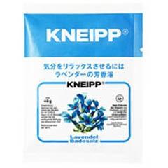KNEIPP クナイプ バスソルト ラベンダーの香り 40g 日用品・生活雑貨