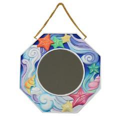 アーテック ARTEC 八角鏡額 [木材:シナ] 日用品・生活雑貨