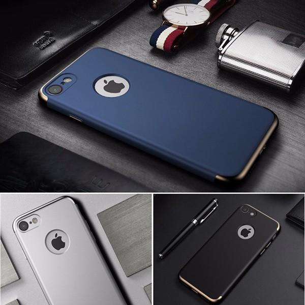 iPhone7 iPhone7 Plus ケース 組み立て式メッキ加工 耐衝撃バンパーハードケース スマホケース カバー アイフォン7 7プラス iphone