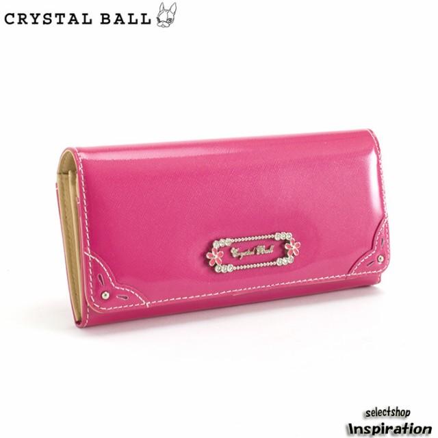 クリスタルボール Crystal Ball 財布 長財布