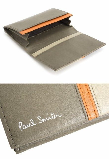 ポールスミス 名刺入れ カードケース
