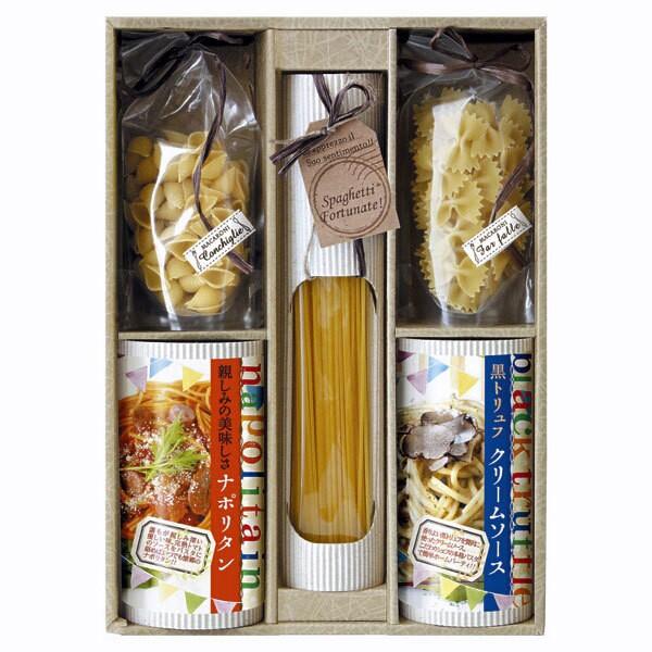 ギフト パスタセットタンタパスタバラエティ~スパゲッティ~ No20 美食ファクトリー 麺 洋食 ギフト/TIP-20