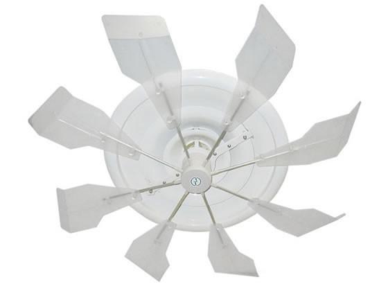 格安販売の ハイブリッド・ファン SJR ハーフクリアー キングジム HBF-SJRCW, 洛齊コレクション cff85100