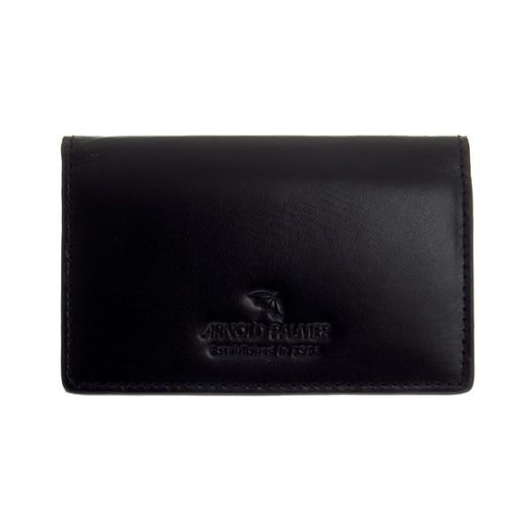 アーノルドパーマー ARNOLD PALMER コンビカラー 名刺入れ カードケース メンズ 4AP3254-BK ブラック ブラック