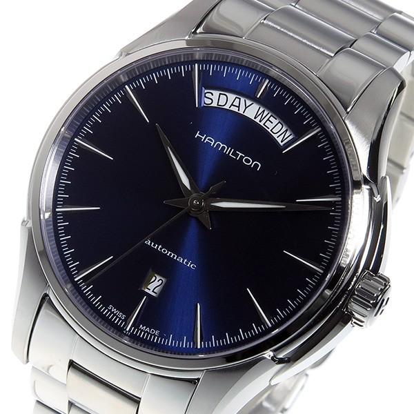 最安値級価格 ハミルトン ジャズマスター 自動巻き メンズ 腕時計 H32505141 ネイビー ネイビー(バンド調整器付), iicotoカスタム絵本shop 3c5583a6