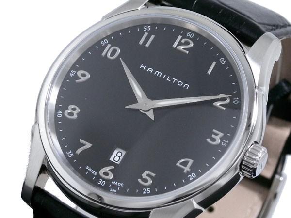 【お年玉セール特価】 ハミルトン HAMILTON HAMILTON 腕時計 ジャズマスター JAZZMASTER 腕時計 JAZZMASTER H38511733 ブラック(バンド調整器付), ウォークタウン:c0ba5429 --- 1gc.de