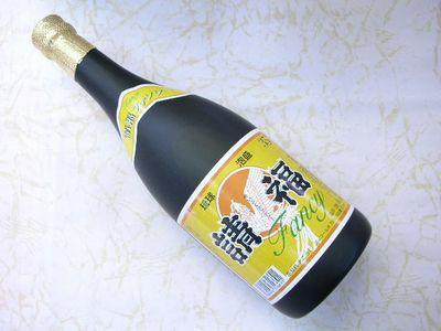 35度 請福ファンシー720ml 花粉症の救世酒(泡盛)