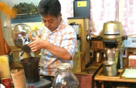 煎りたて珈琲通の方にはたまらない「キリマンジャロ」珈琲【店長オススメ】業務用コーヒー豆100g【1000gで送料無料】