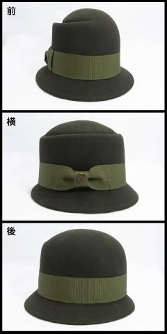 ブリクストン ポートマン ハット モスフェルト (Brixton PORTMAN HAT)