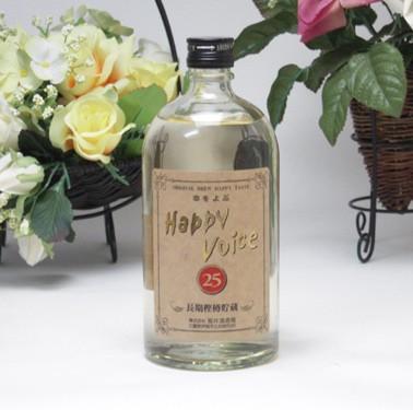 福井酒造場 3年長期樫樽貯蔵酒 麦焼酎 幸をよぶHAPPY VOICE 720ml