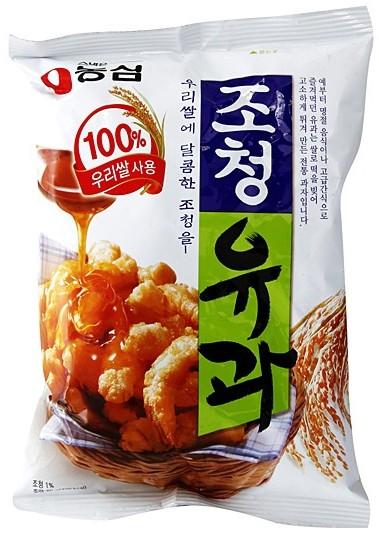 ★濃心水飴油菓子 80g/韓国食材/韓国食品/韓国お菓子/チョコレート/パイ/お菓子/韓国スナック