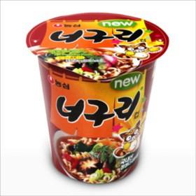 農心 ノグリラーメン(辛口)(62g)(カップ) ★韓国食品市場★ 韓国ラーメン/ インスタントラーメン/ 辛いラーメン