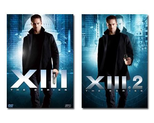 【送料無料】 XIII2:THE SERIES サーティーン 1&2:ザ・シリーズ DVDセット