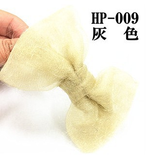 【在庫処分セール】HP-009 ヘアクリップ ヘアピン リボン レース