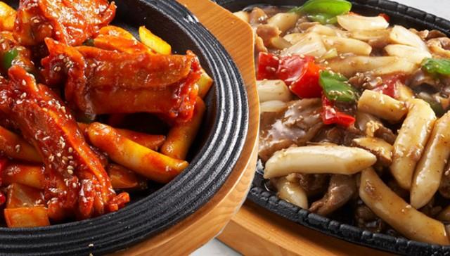 【冷蔵選択必要!】 珍味堂 無印 トッポキ 500g (真空パック X)。 ★韓国食品市場★韓国食材/韓国料理/トッポキ材料