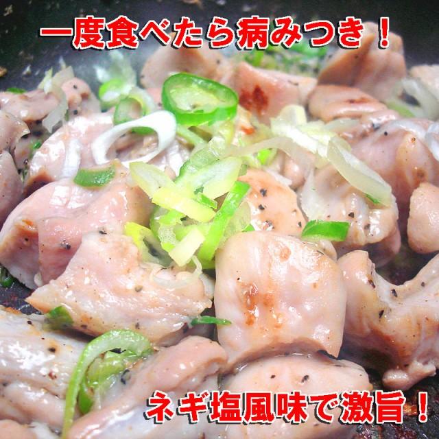 肉厚!コリコリ塩ホルモン200g×2入り!専門店こだわりの貴重な逸品!