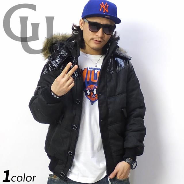 送料無料 GANGSTA UNIT ギャングスタユニット ダウンジャケット メンズ ヒップホップ ストリート系 B系ファッションの通販はWowma!