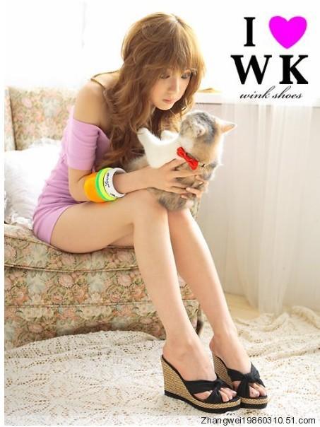 夏 新作 ウェッジソール サンダル レディース 小さいサイズ 大きいサイズ 靴 XS S M L XL サイズ d