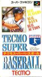 ▲【クリックポスト6個まで164円】SFC スーパーファミコン テクモ テクモスーパーベースボール h-g-sfc-892【中古】