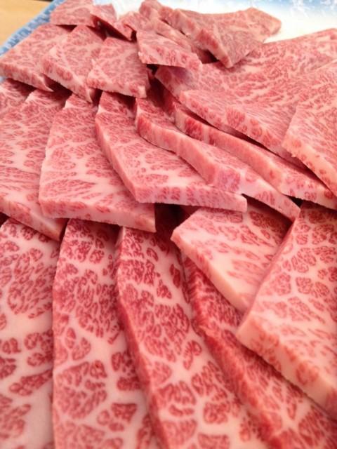 九州産黒毛和牛 A4霜降りカルビ 焼肉用/お歳暮/ギフト