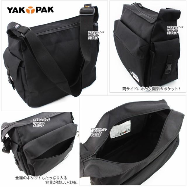ヤックパック バッグ YP0501 マザーショルダー ショルダーバッグ YAKPAK 男女兼用 ag-727700