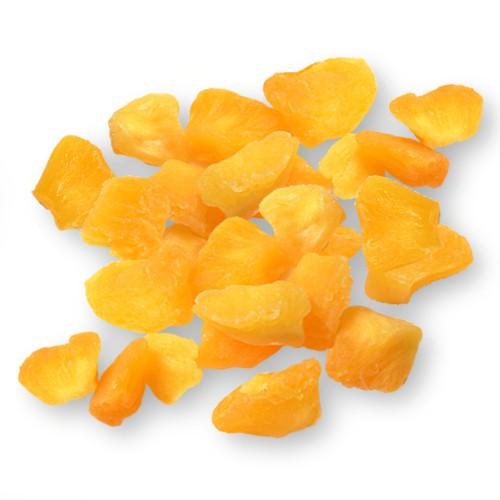(半生パイナップル500g)送料無料 ドライフルーツ ドライパイン