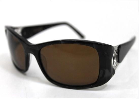 新品同様 あす着 Boucheron ブシュロン BES147.01 メンズ レディース サングラス プラスチック ブラック系 ユニセックス
