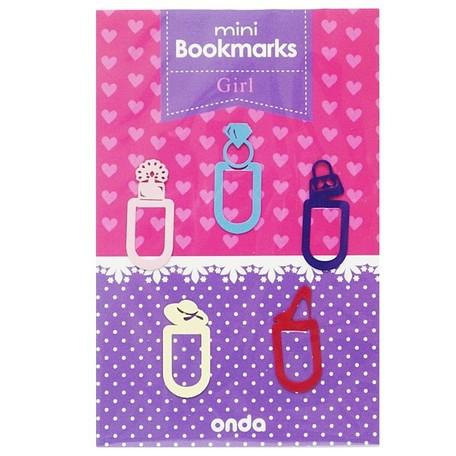 【送料無料】 Bookmarks/ミニブックマーク(Girl)ガールズファッション  【メール便:送料無料】【代引き可:送料別】メンズ レディース