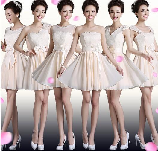 910fb81756de0 素敵☆ショート ドレス二次会 ミニウェディングドレス パーティードレス ...