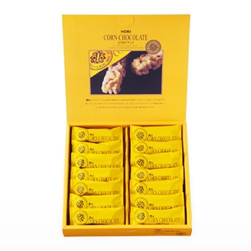 HORI ホリ とうきびチョコレート 28本 北海道お土産