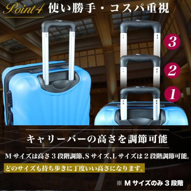 【アウトレット商品】 キャリーケース Sサイズ 小型1~3日用 軽量 TSAロック搭載