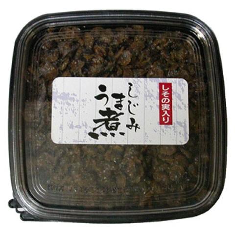 送料無料★しじみ佃煮(しそ)120g×4 サトー食品 つくだに ツクダニ/贈り物/グルメ 食品 ギフト