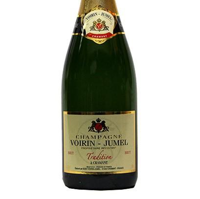 (有機栽培のシャンパン) ヴォワラン ジュメル シャンパーニュ ブリュット トラディッション 750ml (辛口 スパークリングワイン)