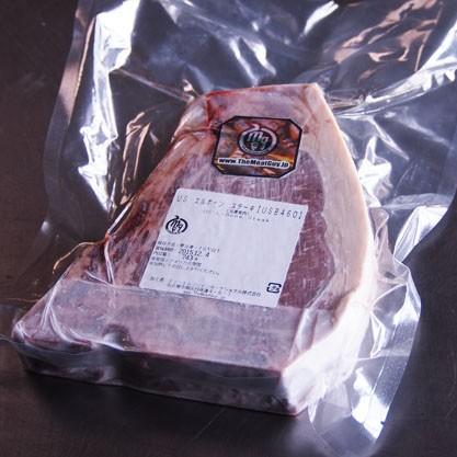 アメリカ産骨付きサーロインステーキ 牛肉/Lボーンステーキ ! BBQに