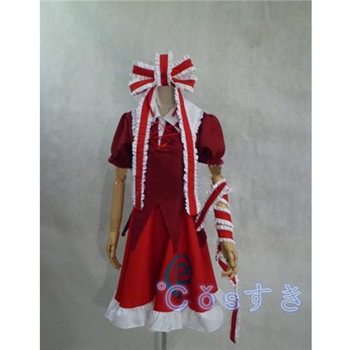 東方風神録 鍵山雛 かぎやまひな コスプレ衣装 高品質 新品 Cosplay コスチューム 仮装