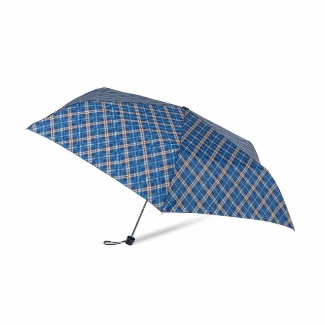 《60cm》折りたたみ傘 メンズ 耐風 軽量 大きい グラスファイバー チェック柄