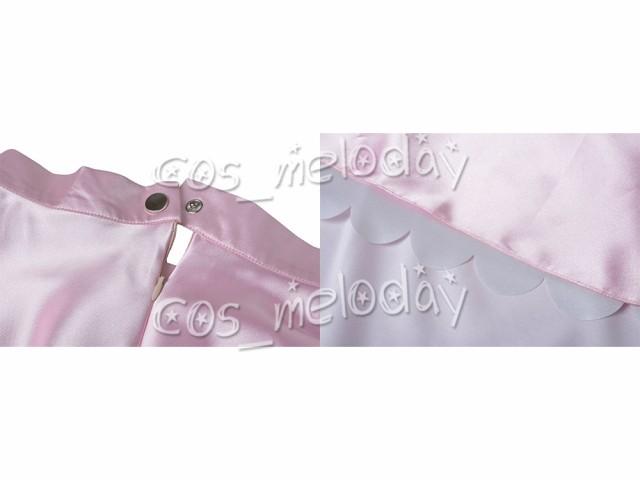 リトル・マーメイド アリエル ピンクの宴会ドレス コスチューム [3603]