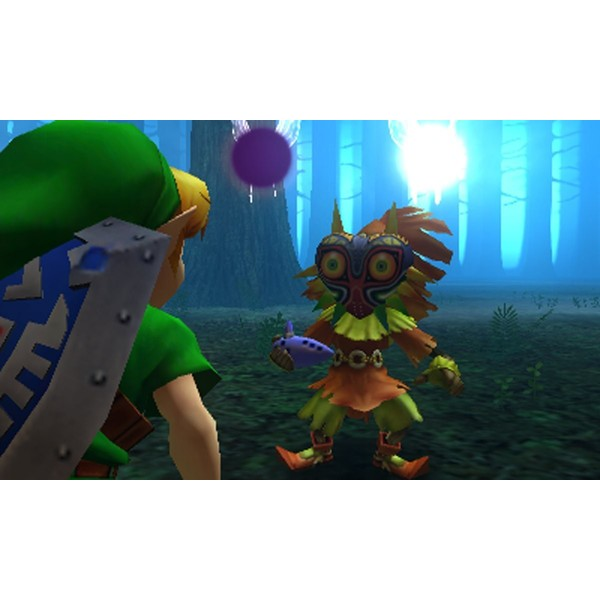 【中古】ゼルダの伝説 ムジュラの仮面 3D 3DSソフト 中古 送料無料