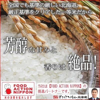 【白米 29年産 送料無料】北海道産 きたくりん 10kg【一等米 10kg×1】北海道 農協 ホクレン入荷米なので安心 安全な【北海道米】お米