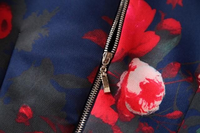 lavy ワンピース パーティー ドレス 花柄 即納 ノースリーブ ワンピ フォーマル ミニドレス ミニ ロング カラー