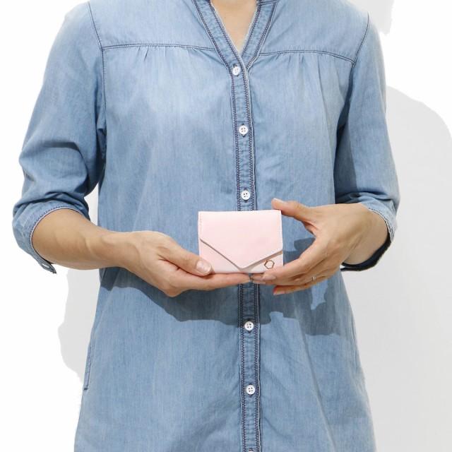 【ポイント10%】【即納・送料無料】ハント HaNT Aco アコ 三つ折り財布 コンパクト レディース エース ACE 35912