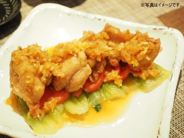 冷凍 鶏もも肉角切り 2kg カットタイプ(1つ 30g〜40g) 業務用【肉】