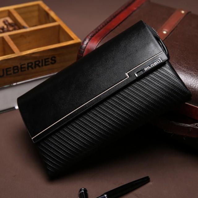 クラッチバック セカンドバッグ メンズ 本革 高級 牛革 使用 送料無料 多機能 レザー ブラック・ブラウン 2色より