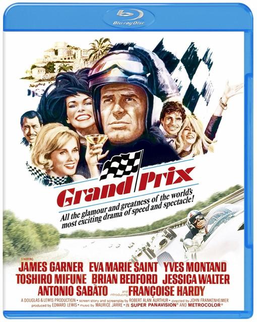 d  新品送料無料 グラン・プリ [Blu-ray](グランプリ ) ジェームズ・ガーナー エバ・マリー・セイント ジョン