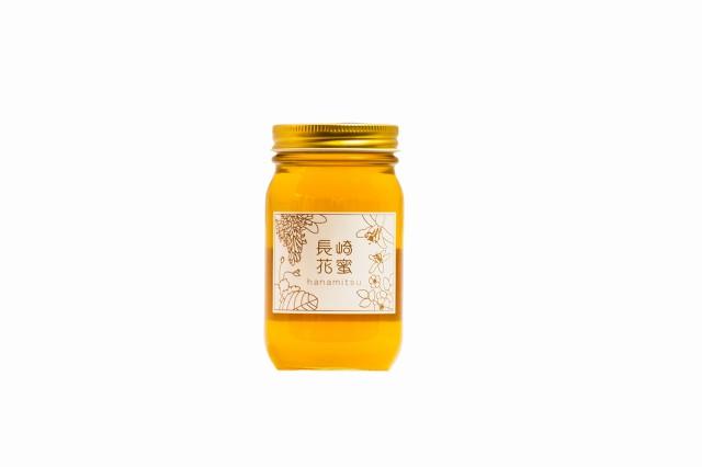 国産天然蜂蜜 長崎花蜜 300g瓶 2本セット