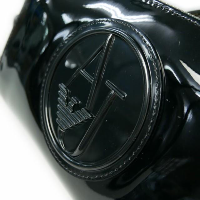 【セール 50%OFF!】ARMANI JEANS アルマーニジーンズ レディーススモールショルダーバッグ 928582 CC850 ブラック