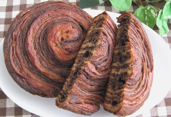 【小麦ふすま】ブラン使用健康志向『ブランデニッシュチョコ』