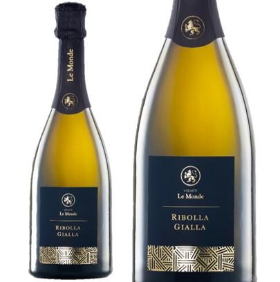 カンティーナ ル モンド リボッラ ジャッラ スプマンテ ブリュット 750ml (スパークリングワイン 辛口 イタリア)